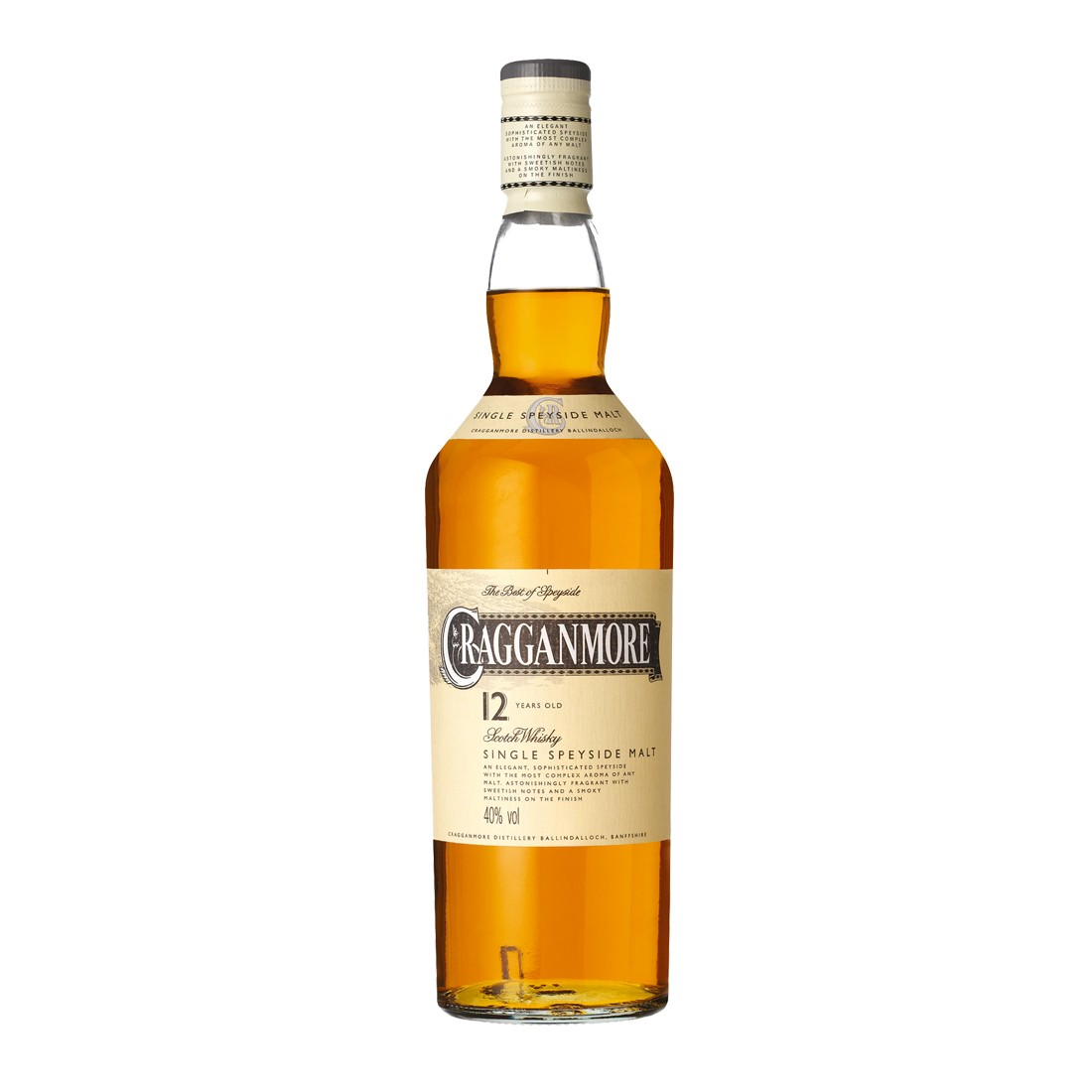 Whisky Cragganmore 12 Anni...