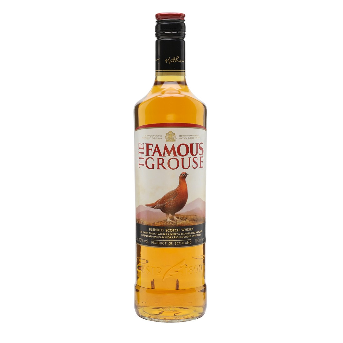 Whisky Famous Grouse - The...