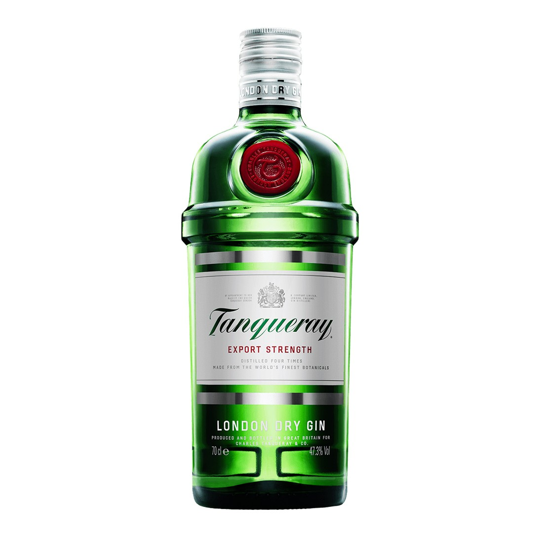 Gin London Dry Tanqueray -...
