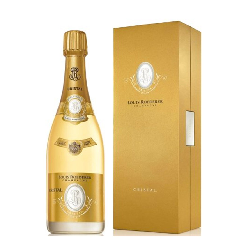 Champagne Cristal Brut...