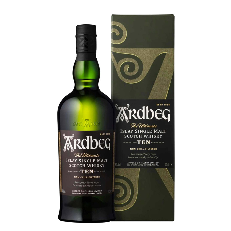 Whisky Ardbeg 10 Anni -...