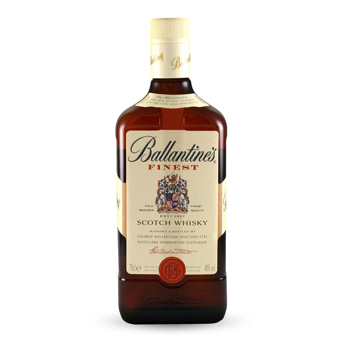 Whisky Ballantine's Finest...