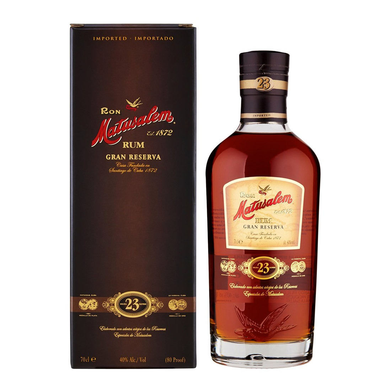 Rum Matusalem Gran Reserva...