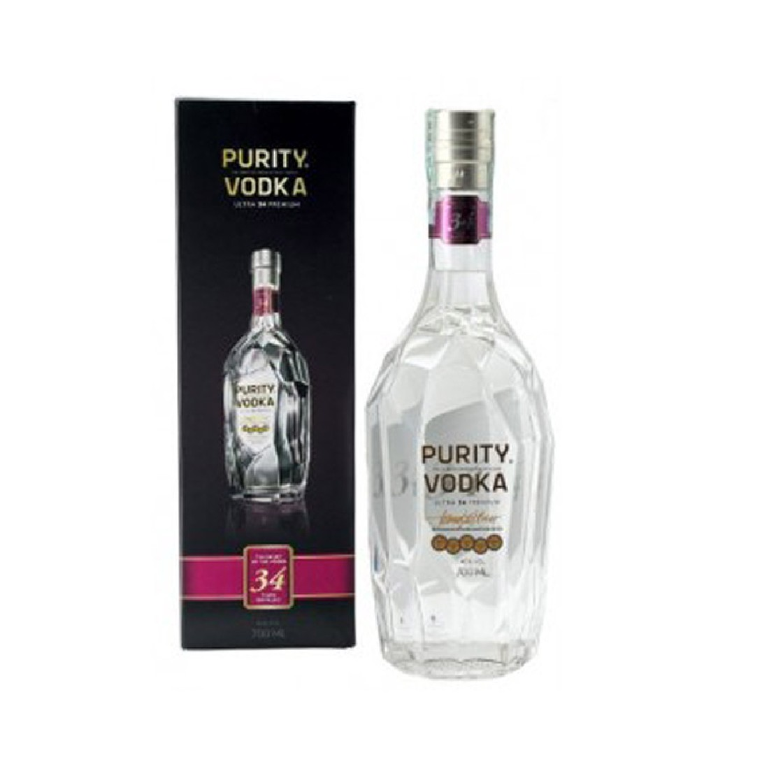 Vodka Purity 34 - Thomas...