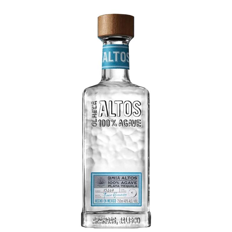 Tequila Olmeca Altos Plata...