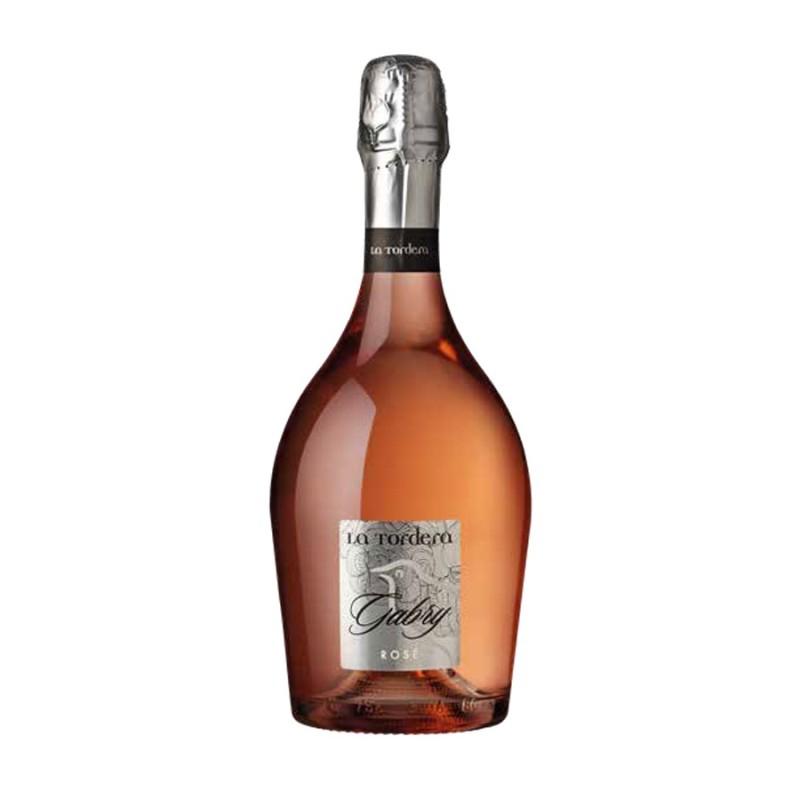 Spumante Rosé Brut Gabry -...