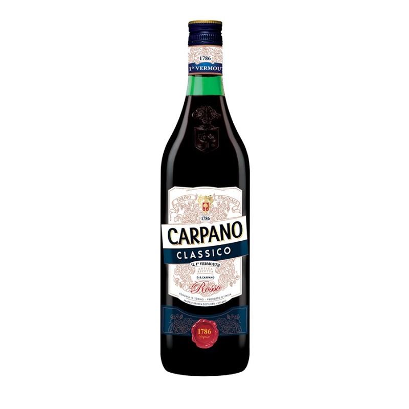 Vermouth Rosso Carpano...