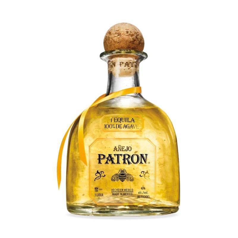 Tequila Patron Anejo -...