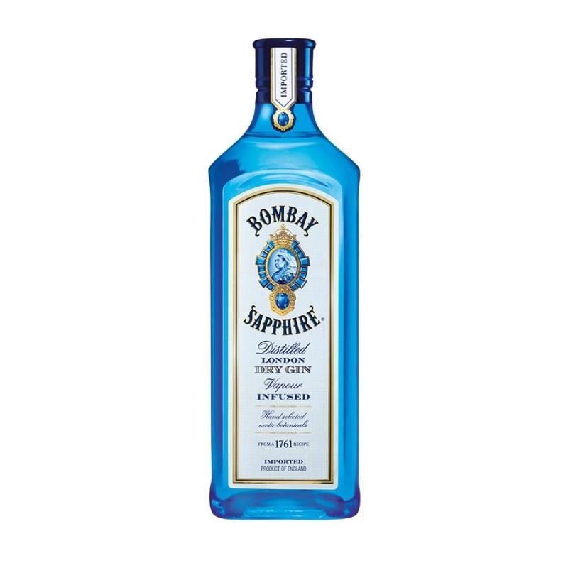 Gin Bombay Sapphire -...